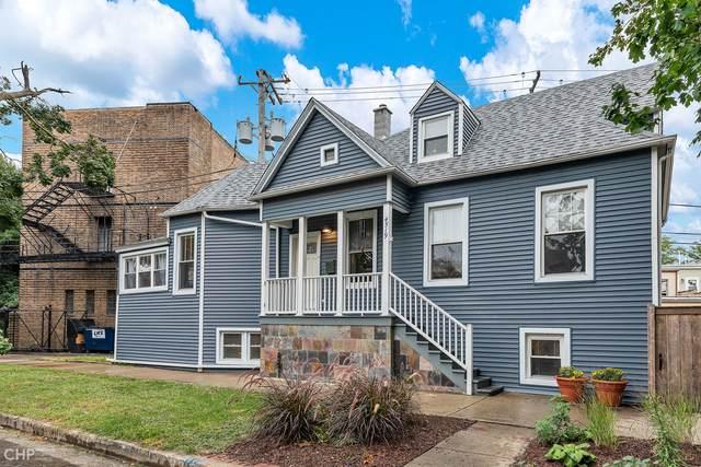 4519 N Oakley Avenue, Chicago, IL 60625 (MLS #11255936) :: O'Neil Property Group