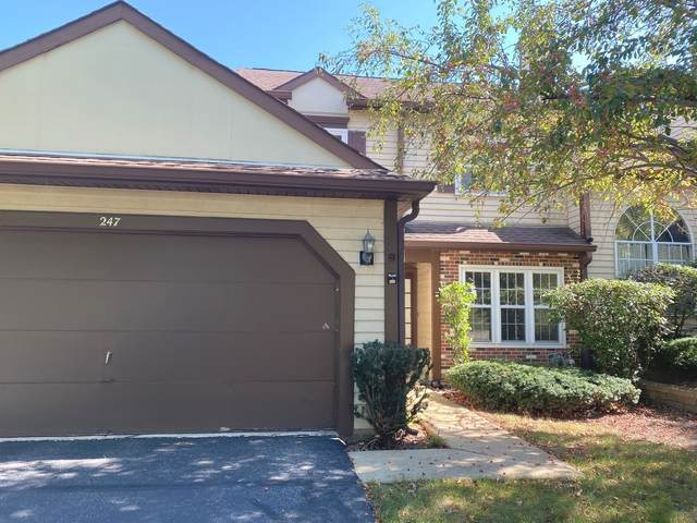 247 Ascot Lane, Streamwood, IL 60107 (MLS #11255939) :: The Wexler Group at Keller Williams Preferred Realty