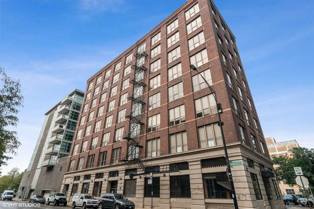 900 W Jackson Boulevard 6W, Chicago, IL 60607 (MLS #11255943) :: Littlefield Group
