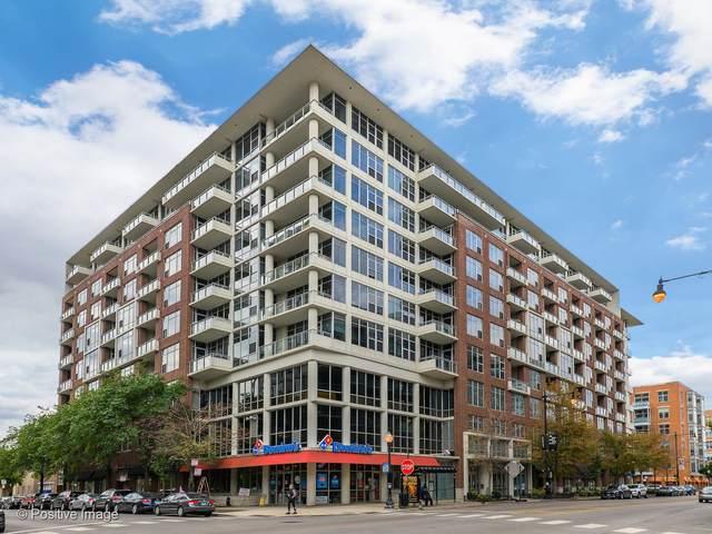 901 W Madison Street #1011, Chicago, IL 60607 (MLS #11255983) :: Littlefield Group
