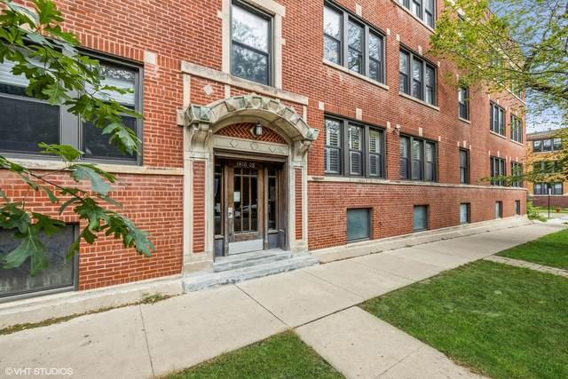 1408 W Catalpa Avenue #1, Chicago, IL 60640 (MLS #11255998) :: Lux Home Chicago
