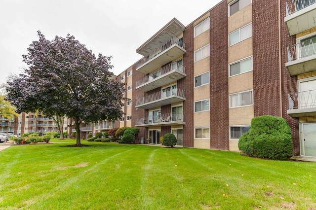 2900 Maple Avenue 17C, Downers Grove, IL 60515 (MLS #11256041) :: The Wexler Group at Keller Williams Preferred Realty