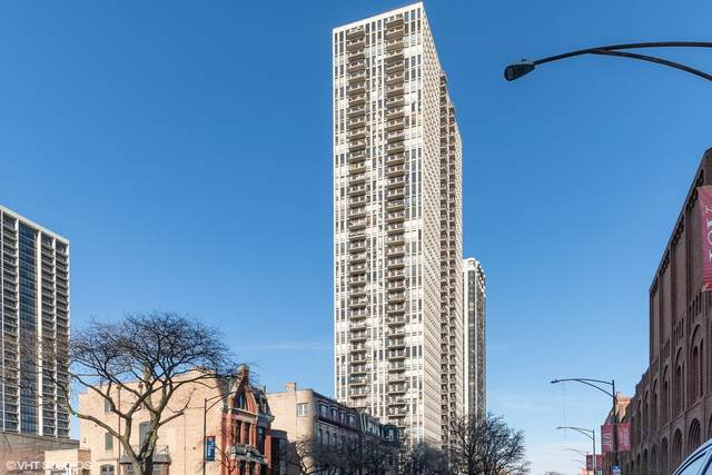 1660 N Lasalle Drive #1703, Chicago, IL 60614 (MLS #11256071) :: The Wexler Group at Keller Williams Preferred Realty