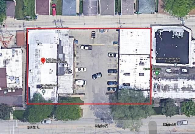 2409-2423 Main Street, Evanston, IL 60202 (MLS #11256106) :: The Wexler Group at Keller Williams Preferred Realty