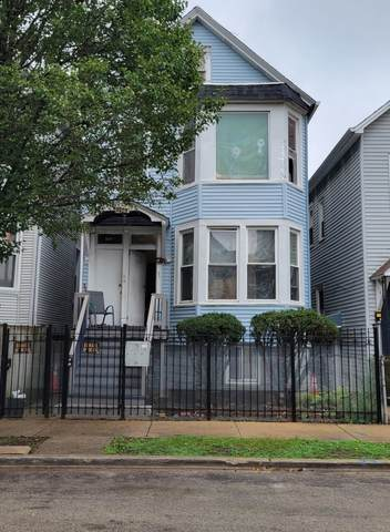 3029 W Lyndale Street, Chicago, IL 60647 (MLS #11256109) :: The Wexler Group at Keller Williams Preferred Realty