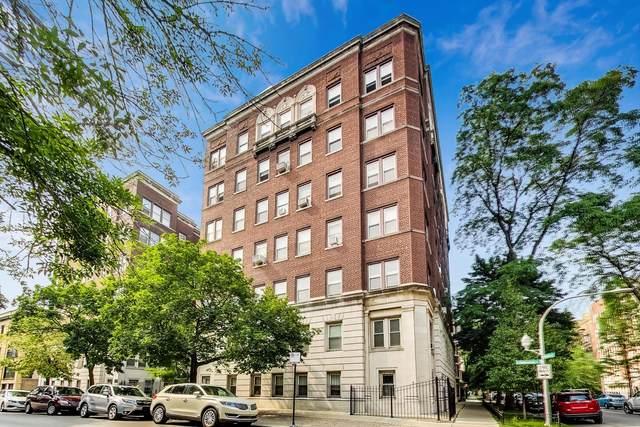1050 W Balmoral Avenue 6E, Chicago, IL 60640 (MLS #11256176) :: Lux Home Chicago