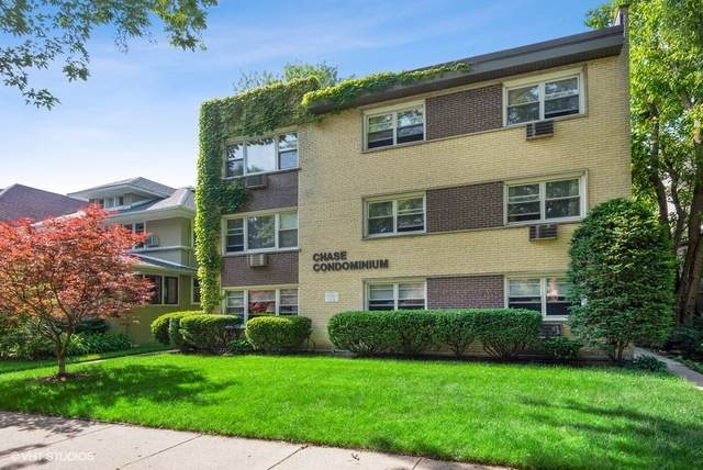 1527 W Chase Avenue 1D, Chicago, IL 60626 (MLS #11256177) :: The Wexler Group at Keller Williams Preferred Realty