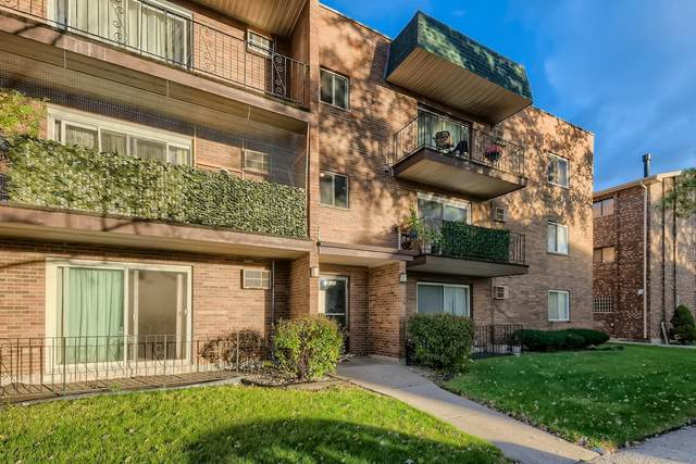 10611 Parkside Avenue #202, Chicago Ridge, IL 60415 (MLS #11256183) :: The Wexler Group at Keller Williams Preferred Realty