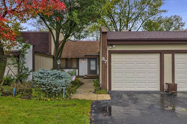 37 Heatherwood Court, Indian Head Park, IL 60525 (MLS #11256186) :: John Lyons Real Estate