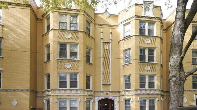6452 N Bell Avenue #3, Chicago, IL 60645 (MLS #11256262) :: Lux Home Chicago