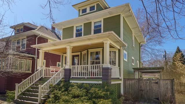715 S Taylor Avenue, Oak Park, IL 60304 (MLS #11256299) :: Lux Home Chicago