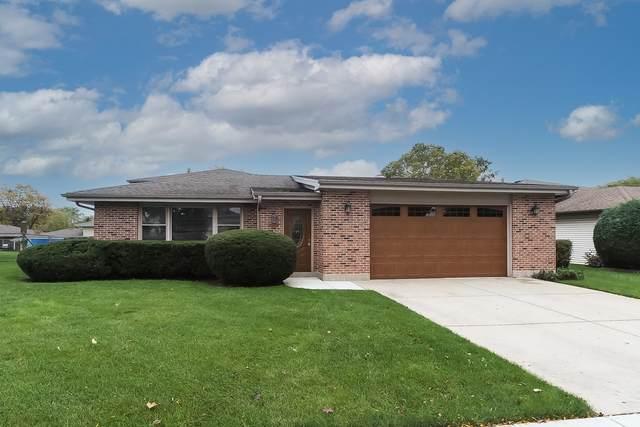 2042 W Spring Ridge Drive, Arlington Heights, IL 60004 (MLS #11256301) :: Littlefield Group