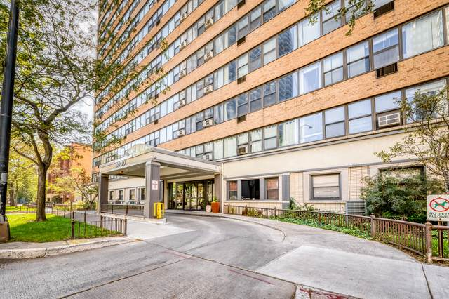 6030 N Sheridan Road #712, Chicago, IL 60660 (MLS #11256307) :: Lux Home Chicago