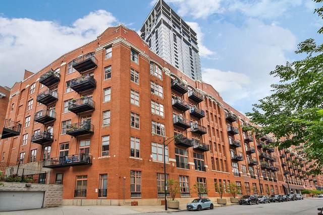 360 W Illinois Street 2E, Chicago, IL 60654 (MLS #11256308) :: Littlefield Group