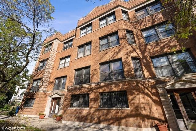 1424 W Leland Avenue #2, Chicago, IL 60640 (MLS #11256327) :: Littlefield Group