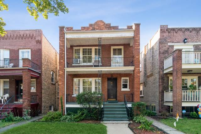 2519 W Cullom Avenue, Chicago, IL 60618 (MLS #11256329) :: The Wexler Group at Keller Williams Preferred Realty