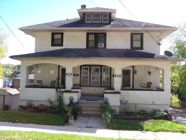 415 N Main Street, Algonquin, IL 60102 (MLS #11256348) :: The Wexler Group at Keller Williams Preferred Realty