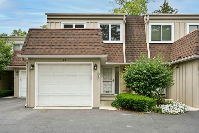 46 N Park Boulevard, Glen Ellyn, IL 60137 (MLS #11256366) :: Lux Home Chicago