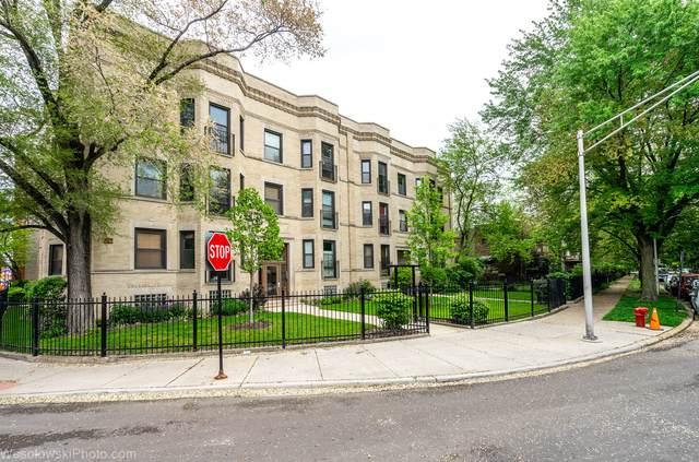 4751 N Magnolia Avenue #3, Chicago, IL 60640 (MLS #11256381) :: Littlefield Group