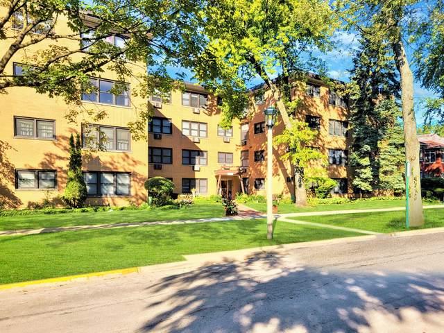 500 Washington Boulevard #102, Oak Park, IL 60302 (MLS #11256390) :: Lux Home Chicago
