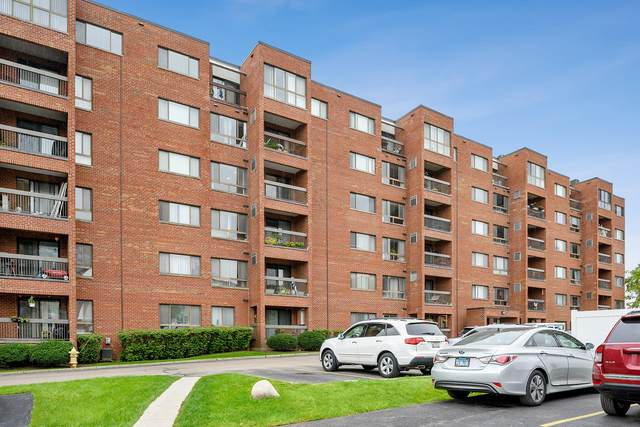 701 Forum Square #408, Glenview, IL 60025 (MLS #11256419) :: Littlefield Group