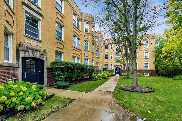 2579 W Montrose Avenue 1S, Chicago, IL 60618 (MLS #11256465) :: The Wexler Group at Keller Williams Preferred Realty
