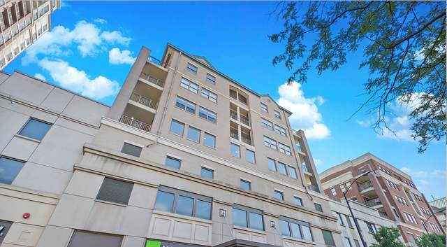 1111 S State Street #501, Chicago, IL 60605 (MLS #11256482) :: Littlefield Group