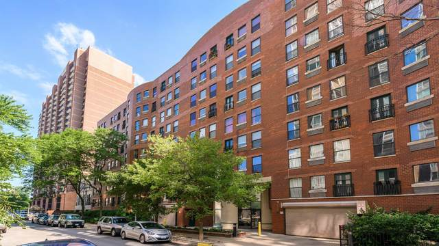 711 W Gordon Terrace #116, Chicago, IL 60613 (MLS #11256536) :: Littlefield Group