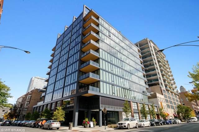 366 W Superior Street Ph2, Chicago, IL 60654 (MLS #11256571) :: Littlefield Group