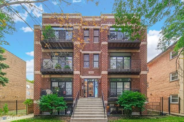 5531 W Edmunds Street Gw, Chicago, IL 60630 (MLS #11256577) :: The Wexler Group at Keller Williams Preferred Realty