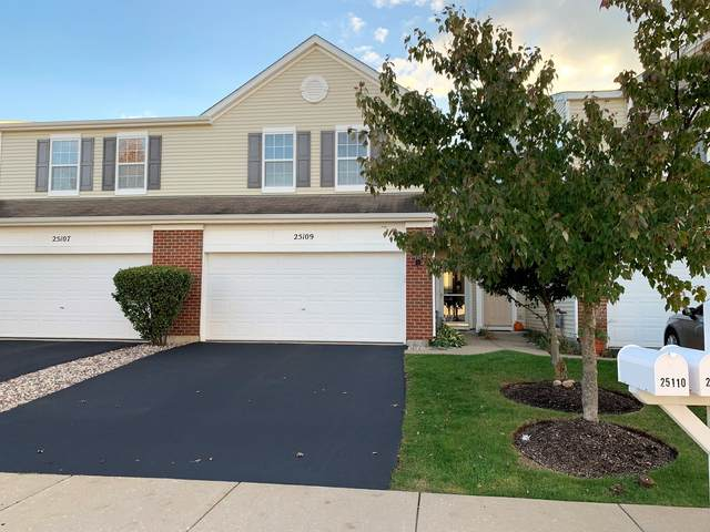 25109 Clare Circle, Manhattan, IL 60442 (MLS #11256625) :: NextHome Select Realty