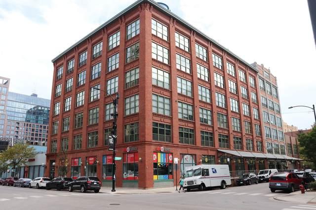 1017 W Washington Boulevard 2CD, Chicago, IL 60607 (MLS #11256669) :: Littlefield Group