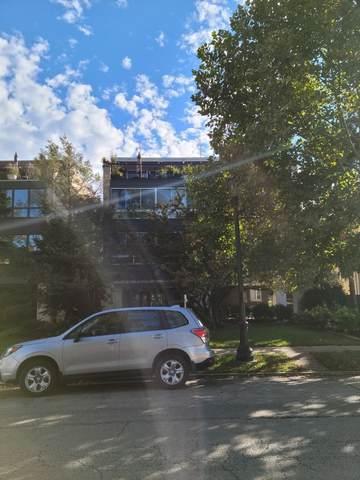 2730 Central Street 2C, Evanston, IL 60201 (MLS #11256697) :: Littlefield Group