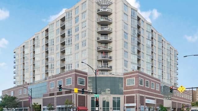1134 W Granville Avenue #1208, Chicago, IL 60660 (MLS #11256761) :: Lux Home Chicago