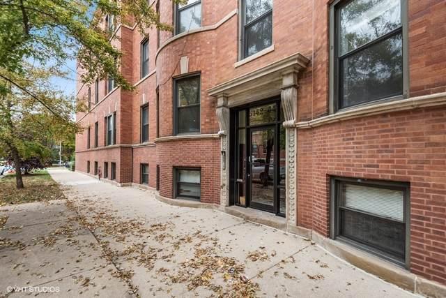 3144 W Belden Avenue #3, Chicago, IL 60647 (MLS #11256830) :: Littlefield Group