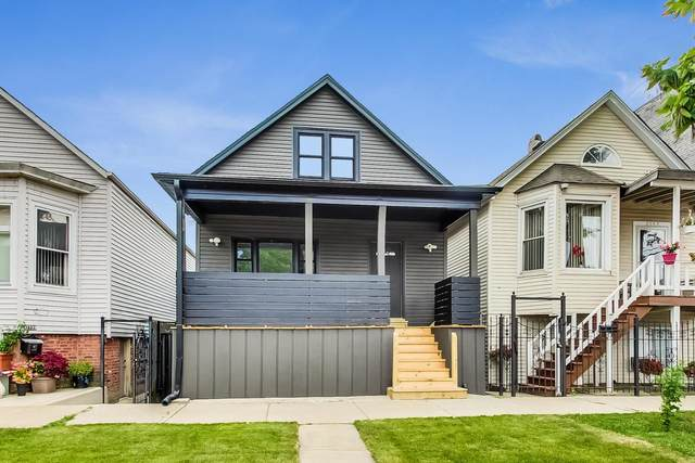 2743 W 37th Place, Chicago, IL 60632 (MLS #11256844) :: The Wexler Group at Keller Williams Preferred Realty