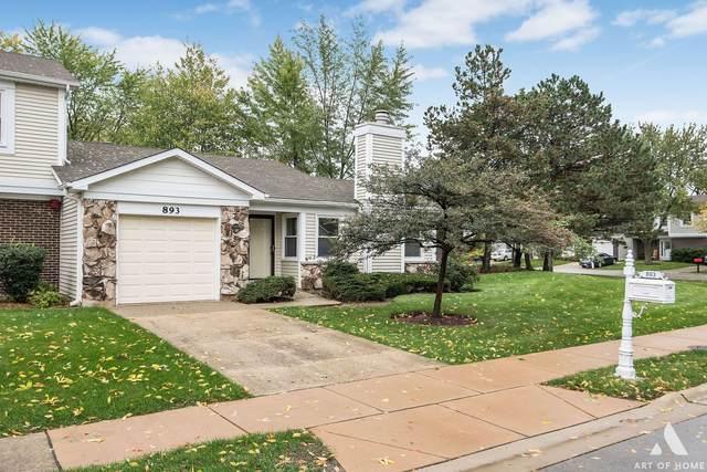 893 Colony Lake Drive, Schaumburg, IL 60194 (MLS #11256891) :: Littlefield Group