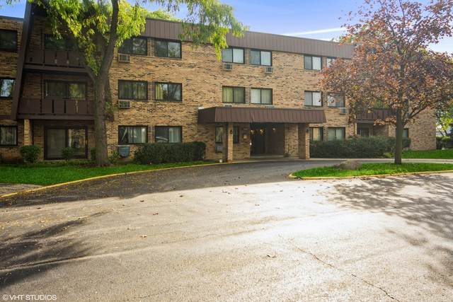 2604 N Windsor Drive #202, Arlington Heights, IL 60004 (MLS #11256923) :: Lux Home Chicago