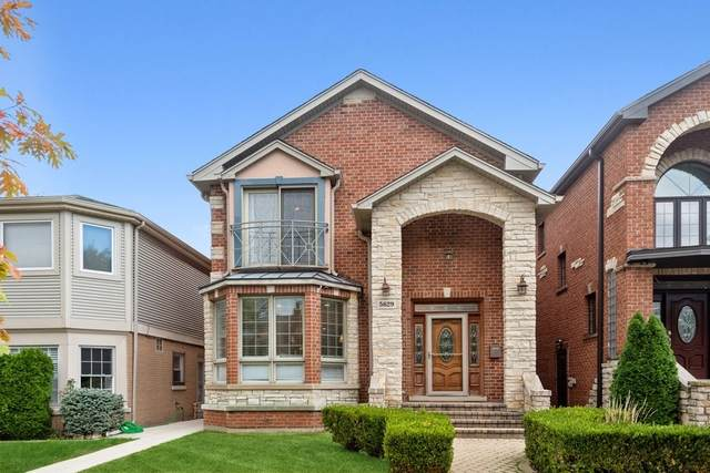 5629 N Kostner Avenue, Chicago, IL 60646 (MLS #11257001) :: The Wexler Group at Keller Williams Preferred Realty