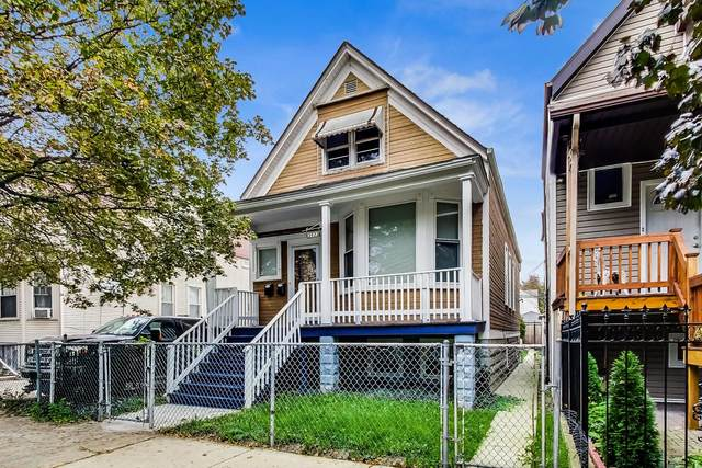 3523 N Albany Avenue, Chicago, IL 60618 (MLS #11257016) :: NextHome Select Realty
