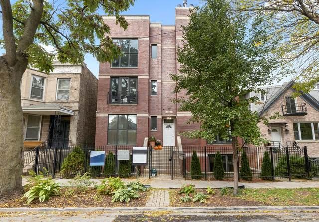 2322 W Belden Avenue 2W, Chicago, IL 60647 (MLS #11257019) :: Littlefield Group