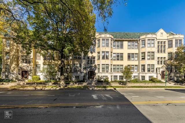 1040 Washington Boulevard G, Oak Park, IL 60302 (MLS #11257067) :: Lux Home Chicago
