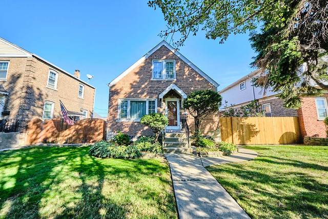 6033 S Major Avenue, Chicago, IL 60638 (MLS #11257083) :: The Wexler Group at Keller Williams Preferred Realty
