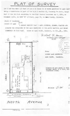 14 E North Avenue, Lake Bluff, IL 60044 (MLS #11257112) :: Littlefield Group
