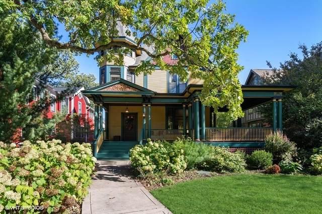 344 N Kenilworth Avenue, Oak Park, IL 60302 (MLS #11257152) :: Lux Home Chicago