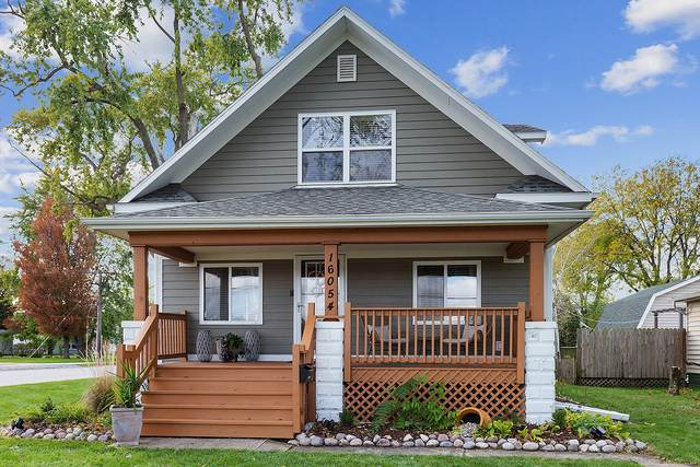 16054 Louis Avenue, South Holland, IL 60473 (MLS #11257207) :: Lux Home Chicago