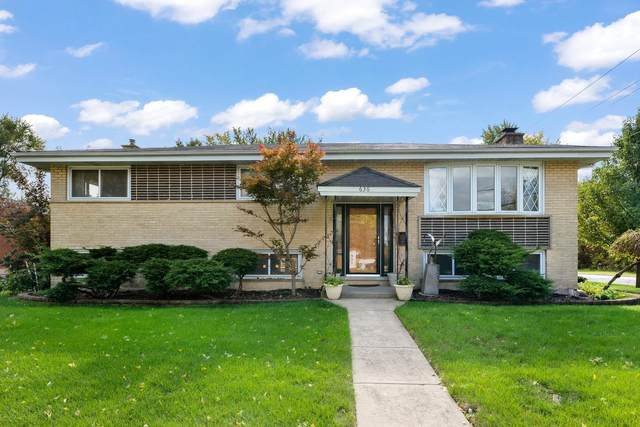 636 Forest Preserve Drive, Wood Dale, IL 60191 (MLS #11257210) :: Lux Home Chicago