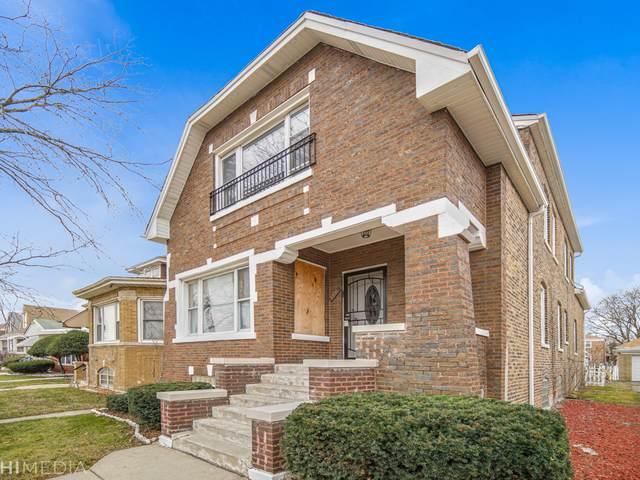 8220 S Lafayette Avenue, Chicago, IL 60620 (MLS #10665237) :: Ani Real Estate