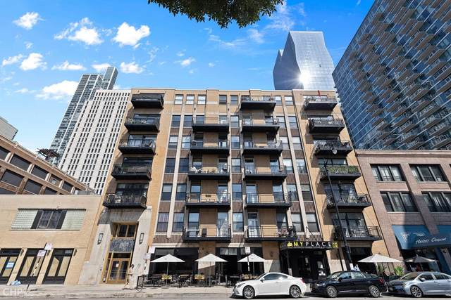 1307 S Wabash Avenue #413, Chicago, IL 60605 (MLS #10822449) :: The Wexler Group at Keller Williams Preferred Realty