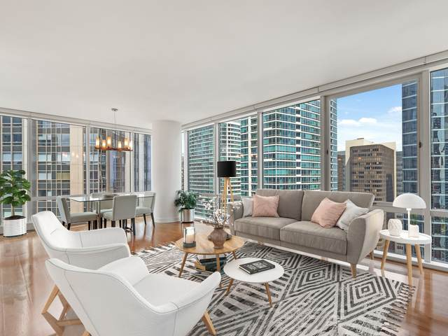 505 N Mcclurg Court N #3506, Chicago, IL 60611 (MLS #10856624) :: The Wexler Group at Keller Williams Preferred Realty